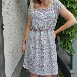 Beautiful multi-colour dress
